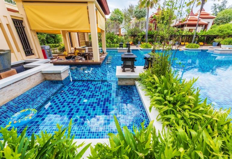 Movenpick Resort Bangtao Beach Phuket, Choeng Thale, Poolside Bar