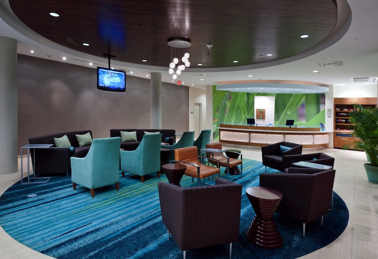 SpringHill Suites by Marriott Lafayette South at River Ranch, Lafayette, Anddyri