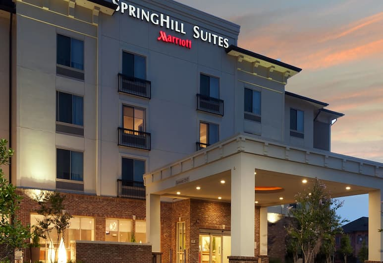 SpringHill Suites by Marriott Lafayette South at River Ranch, Lafayette, Ulkopuoli