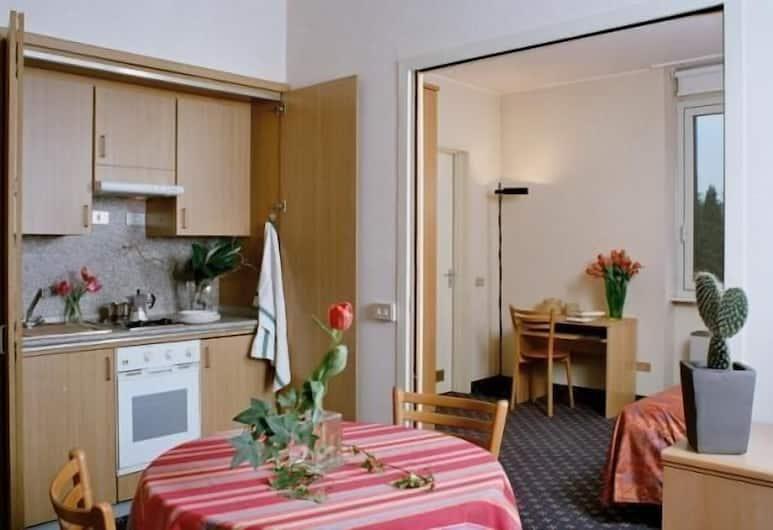 Residence Portello - Gruppo MiniHotel, Milano, Appartamento Standard, 1 camera da letto, Pasti in camera