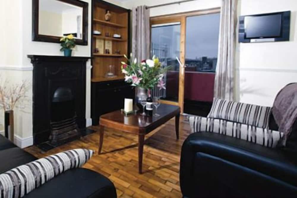 Standard-huoneisto, 2 makuuhuonetta - Oleskelualue