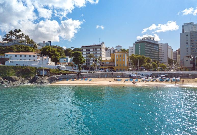 Grande Hotel da Barra, Salvador, Strand
