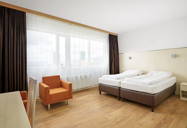 Hotel Klettur, เรคยาวิก, ห้องซูพีเรียซิงเกิล, ห้องพัก