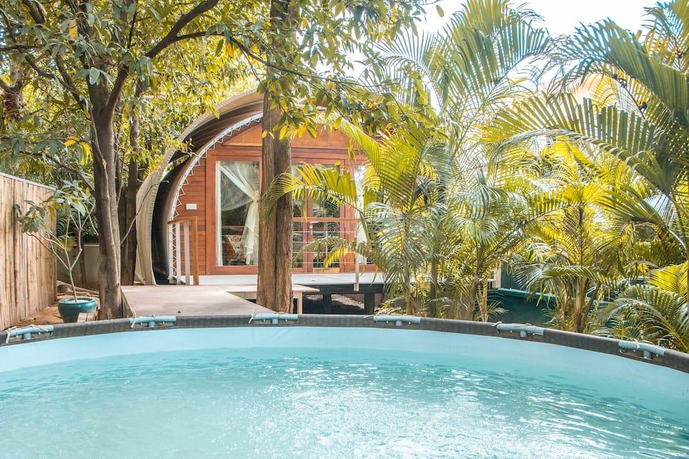 Jungloo with Private Pool - Vendégszoba kilátása