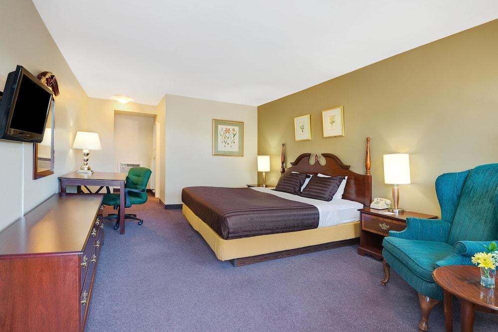 Представительский номер, 1 двуспальная кровать «Кинг-сайз», для некурящих - Номер
