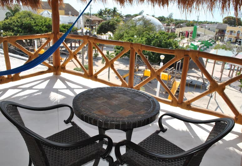 Hotel Casa Lupita, Isla Holbox, Junior Suite, 1 King Bed, Balcony