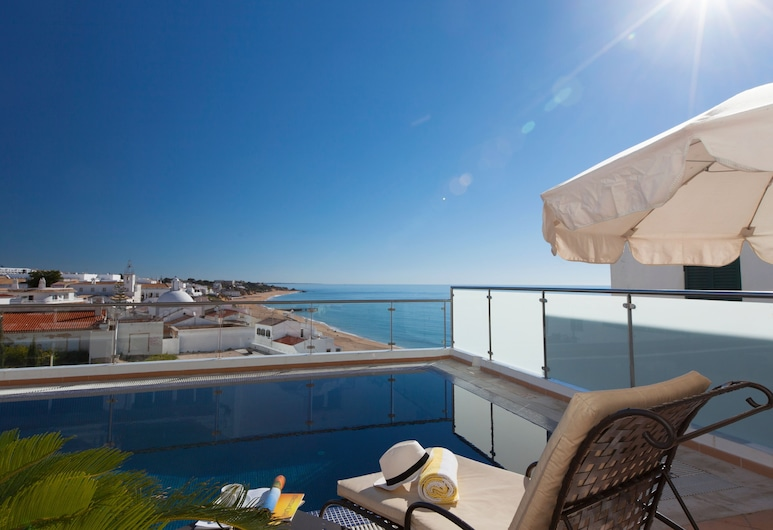 Vila São Vicente - Adults Only, Albufeira, Romantic Double or Twin Room, Terrace, Sea View, Guest Room View
