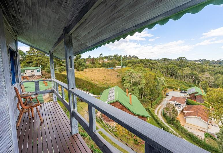 Pousada Alto da Boa Vista, Campos do Jordao, Suite, Balcony, Balcony