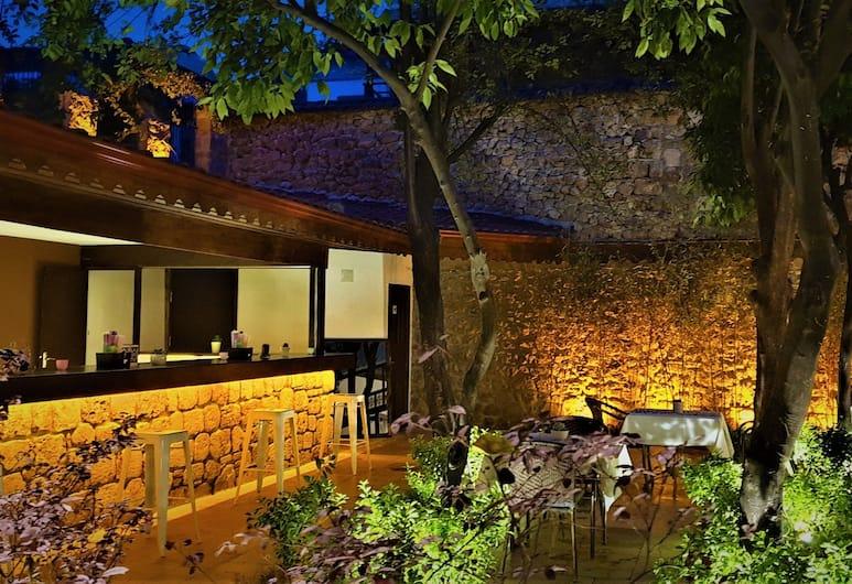 The Ninova , Antalya, Trädgård