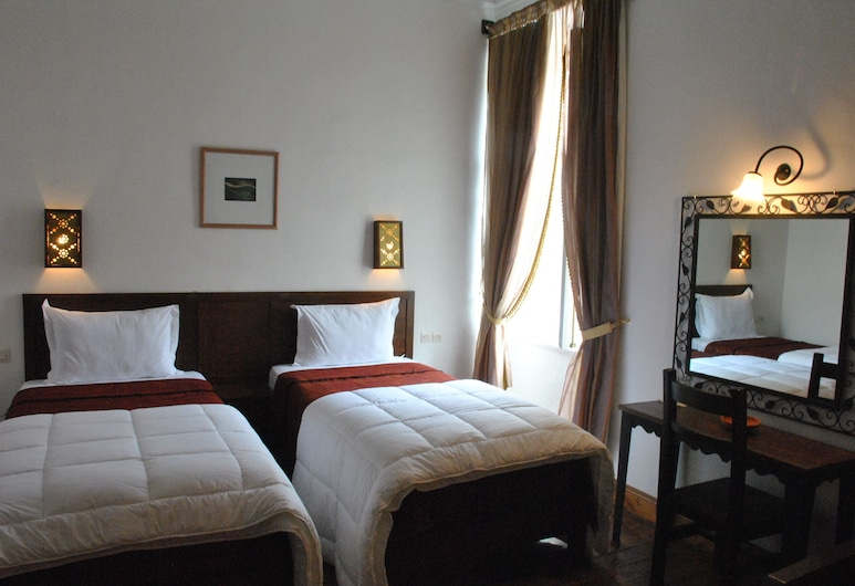 Dar El Kasbah, Tánger, Twin Room, Habitación
