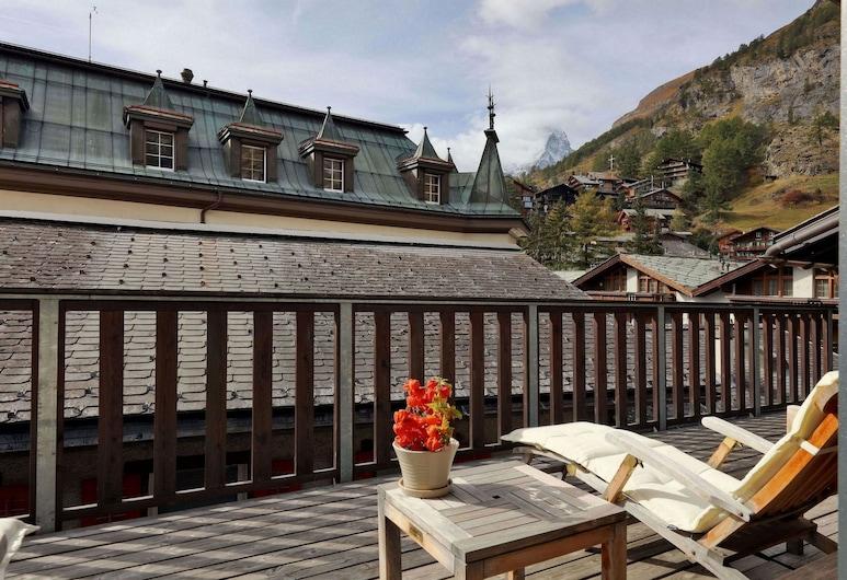 ホテル ガルニ テスタ グリジア, ツェルマット, スーペリア ダブルルーム, 部屋