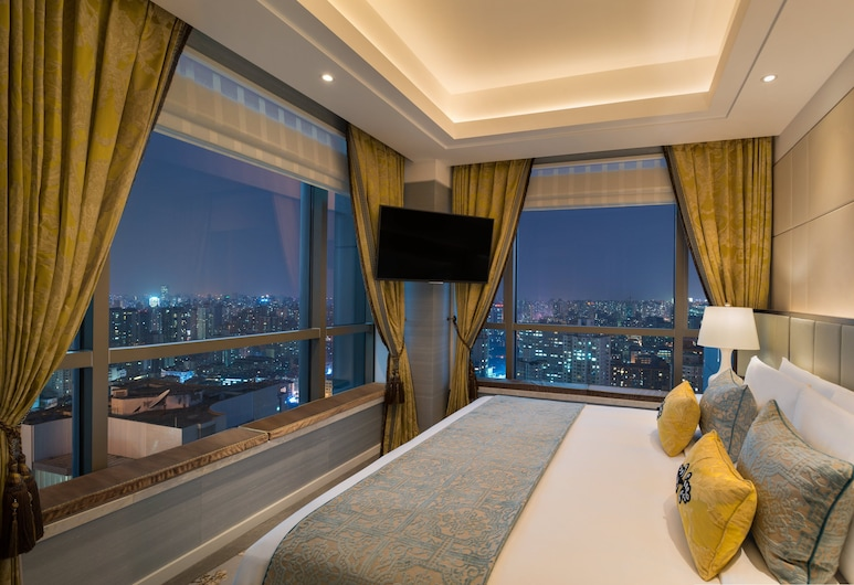 上海靜安瑞吉酒店, 上海市, 瑞吉套房, 客房