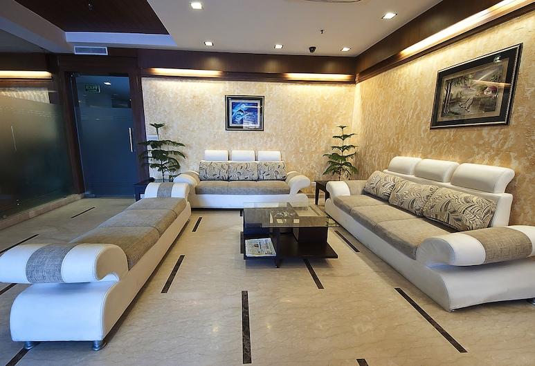 Hotel Divine Paradise, Yeni Delhi, Lobi Oturma Alanı