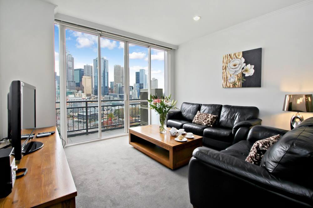Premium Διαμέρισμα, 2 Υπνοδωμάτια, 2 Μπάνια - Καθιστικό