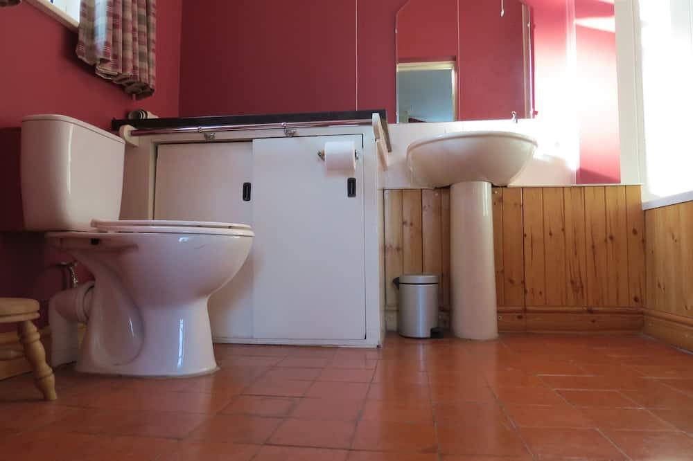 Family Room, Accessible, Garden View - Bathroom