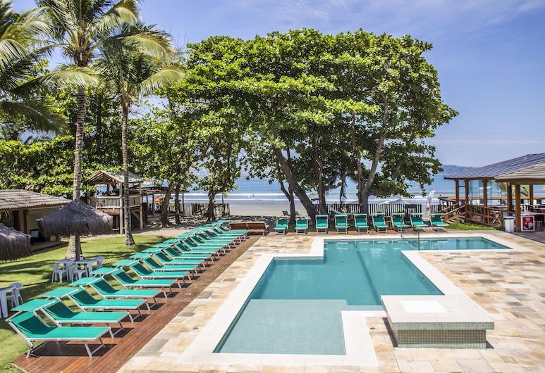 Vistabela Resort, São Sebastião, Zwembad