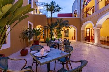 Introduce sus fechas y vea precios de hoteles última hora en Campeche