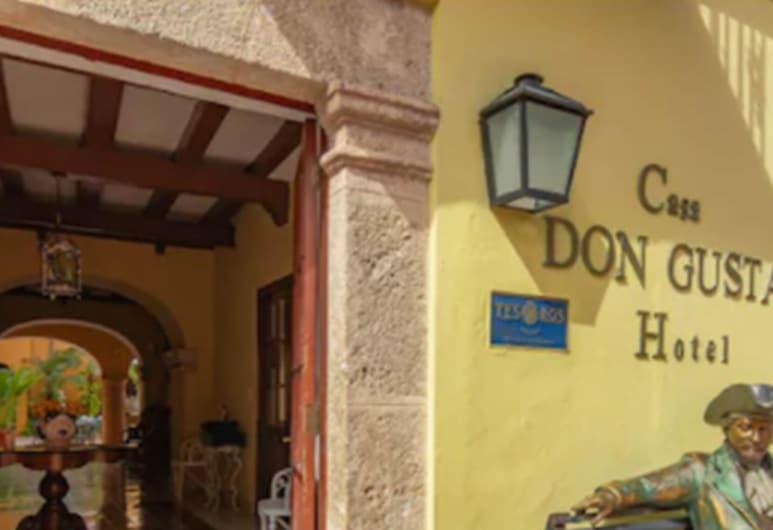 Casa Don Gustavo Boutique Hotel, Campeche