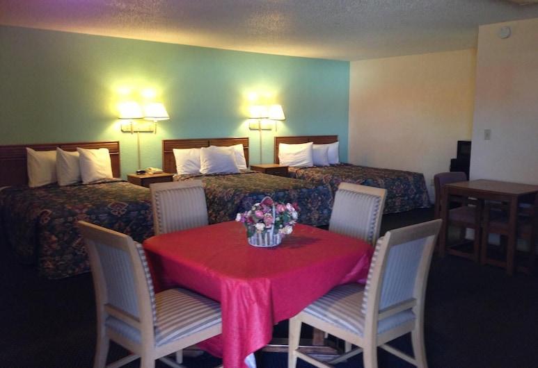 Super 7 Inn Siloam Springs, Siloam Springs, Viesu numurs