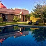2 Bedroom Luxury Pool and Spa Villa - Guest Room View