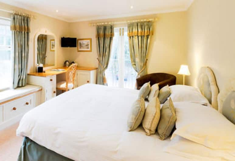 The Ryebeck Country House & Restaurant, Windermere, Superior Double or Twin Room (Superb), Bilik Tamu
