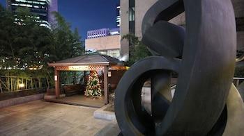 首爾明洞天空花園 2 號酒店的圖片