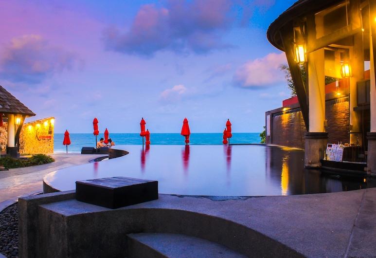 凱里卡延精品度假村, 蘇梅島, 池畔酒吧