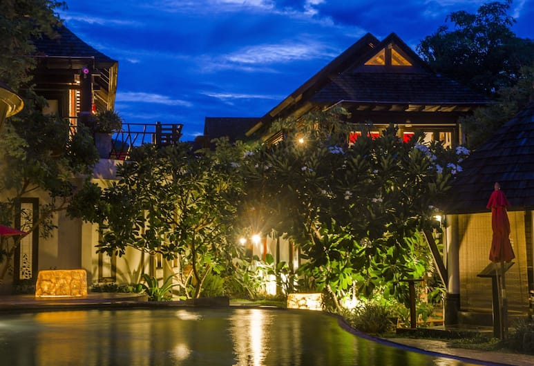凱里卡延精品度假村, 蘇梅島, 室外泳池