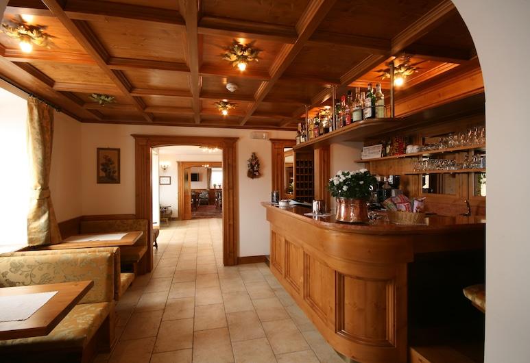 Des Alpes, Cortina d'Ampezzo, Bar del hotel