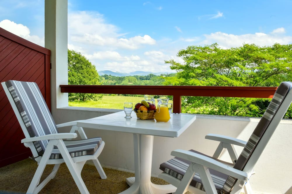 Double Room with Terrace - Balkon