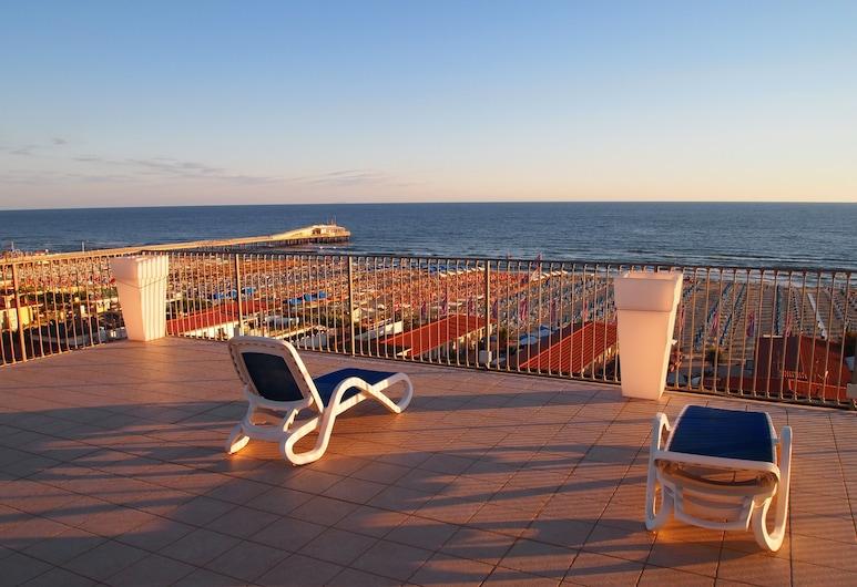 Hotel Sole e Mare, Camaiore, Χώρος για ηλιοθεραπεία