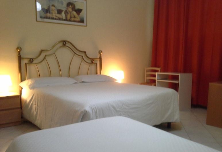 Soggiorno Santa Reparata, Florence, Standard Quadruple Room, Guest Room