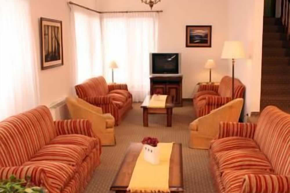 Standartinio tipo dvivietis kambarys - Svetainė
