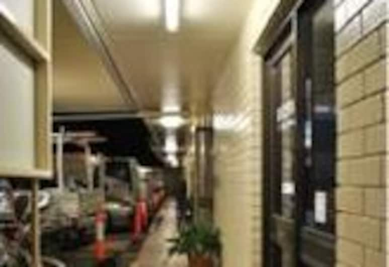 A & A Lodge Motel Emerald, Emerald, Hotel Entrance