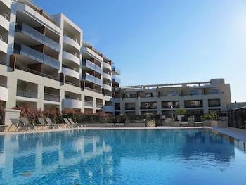 Image de Appart Hôtel Nemea Résidence Le Lido à Cagnes-sur-Mer