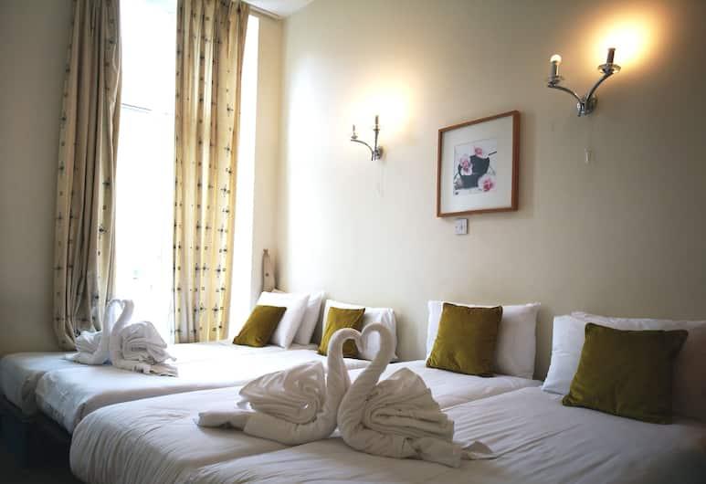 St. Joseph Hotel, London, Standard-Dreibettzimmer (with sofa bed), Zimmer
