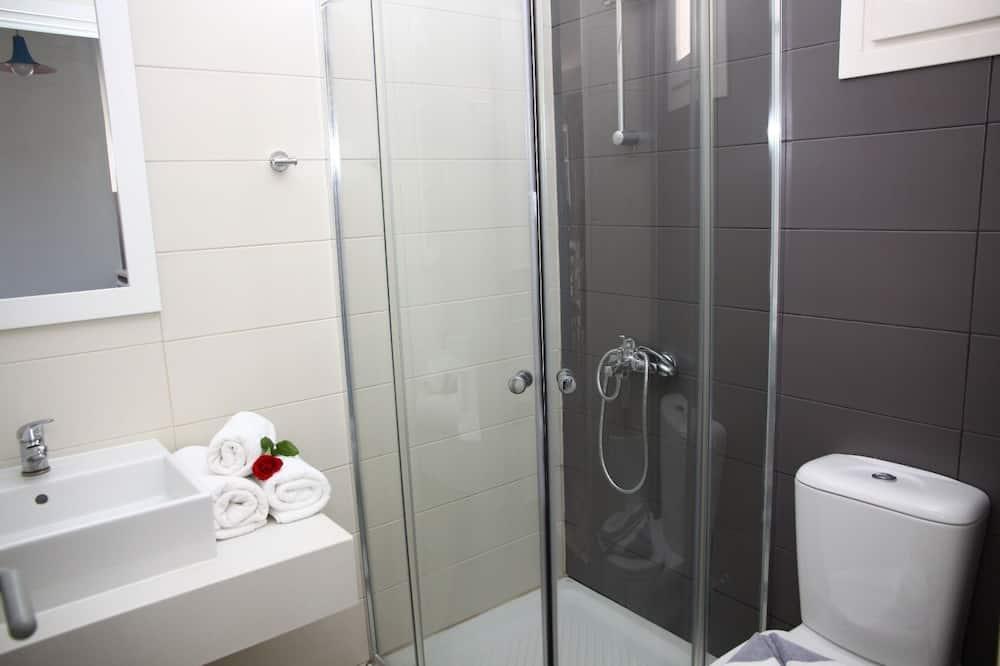Superior Διαμέρισμα, 1 Υπνοδωμάτιο, Μερική Θέα στη Θάλασσα - Μπάνιο