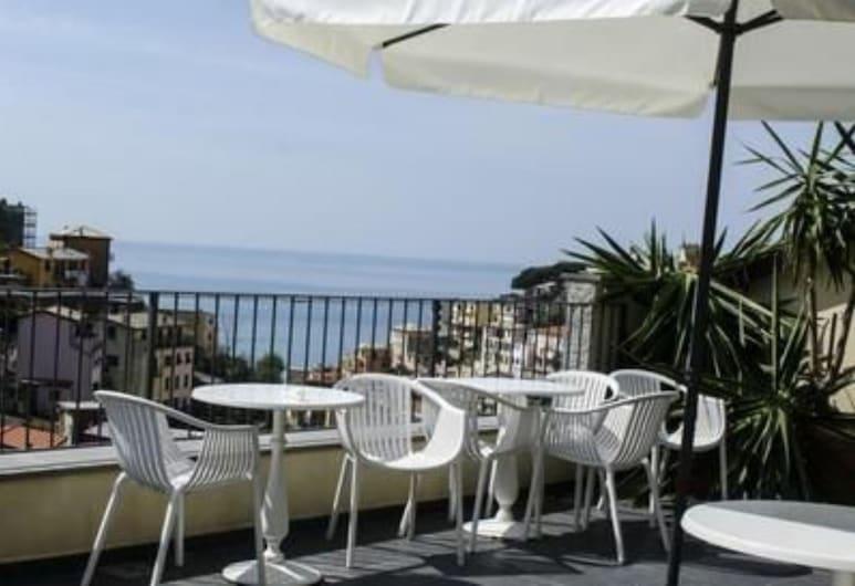 Hotel Villa Argentina, Riomaggiore, Teras/Veranda
