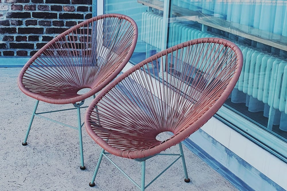 Suite - Balkon
