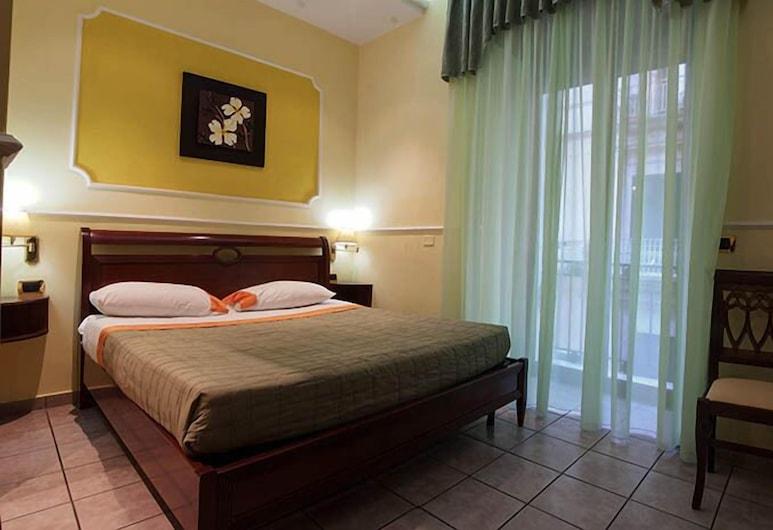 黛爾科索酒店, 那不勒斯, 雙人房, 客房