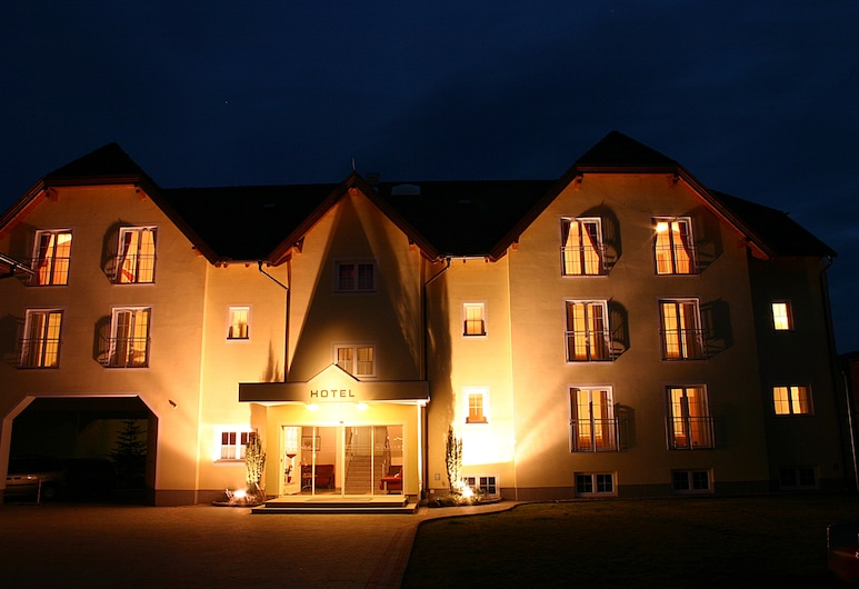 Hotel Müllner, Marz, Fachada del hotel