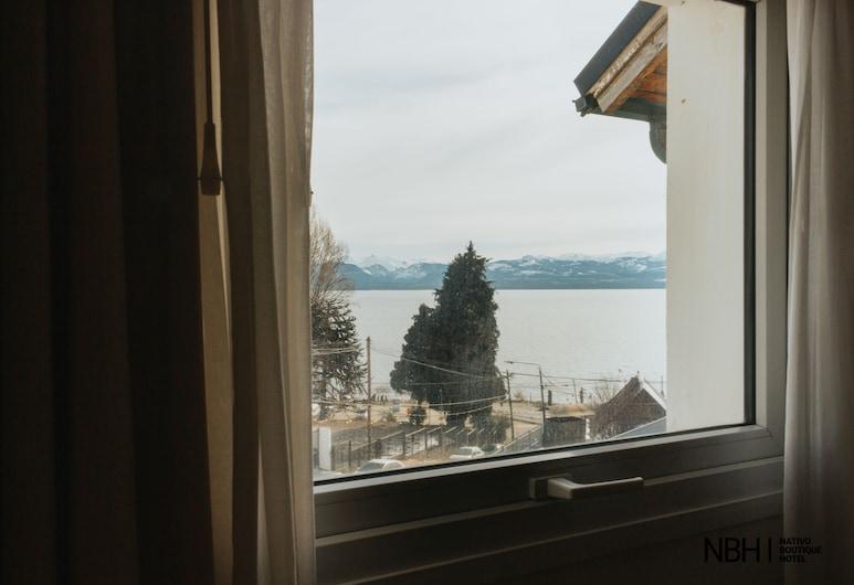 Nativo Boutique Hotel, San Carlos de Bariloche, Habitación doble superior, Vista al agua