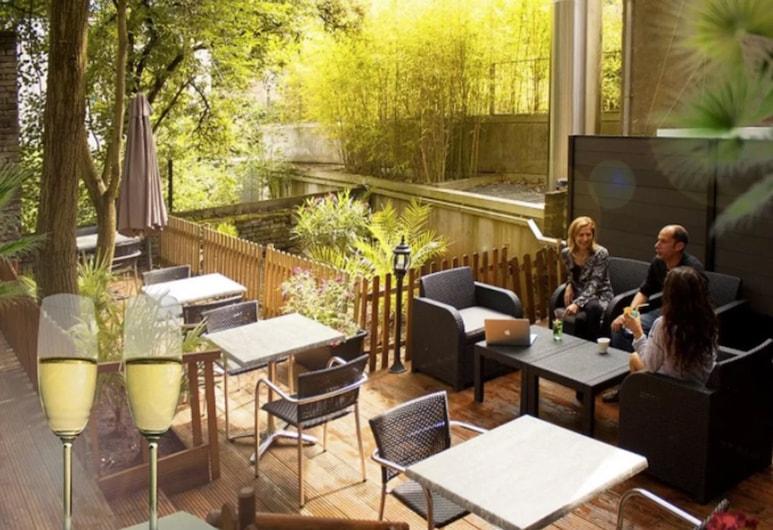 HOTEL NO ONE!, Esch-sur-Alzette, ลานระเบียง/นอกชาน
