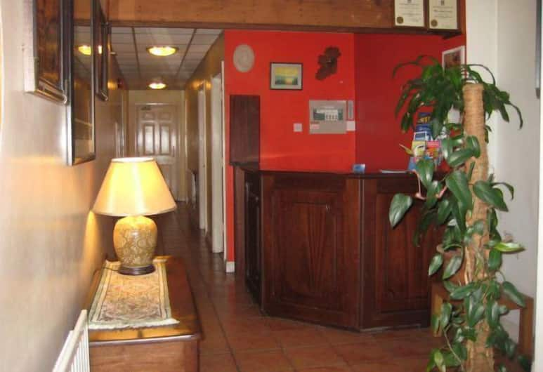 The Anchorage Guest House, Waterford, Recepcija