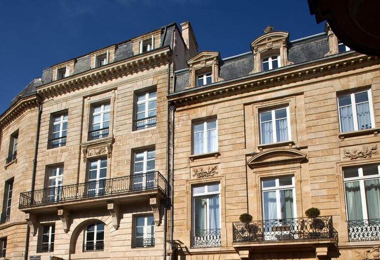 Le Boutique Hotel, Bordeaux, Façade de l'hôtel