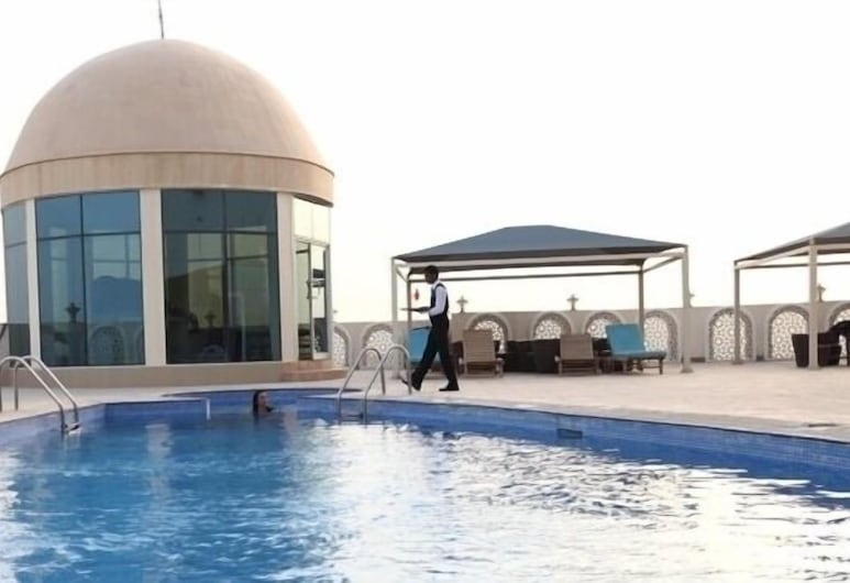 Horizon Manor Hotel, Doha, Utomhuspool