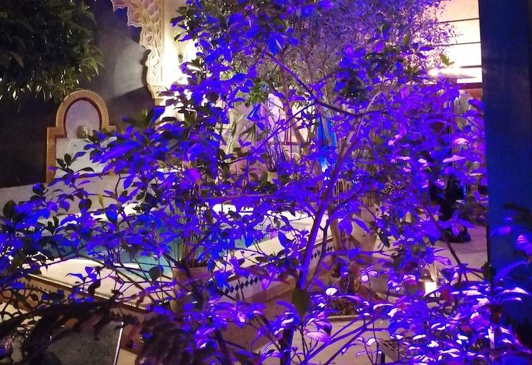Riad Tara, Fez, Terraza o patio