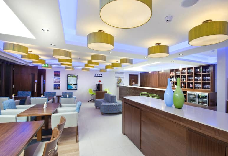 Seraphine Hammersmith Hotel, Sure Hotel Collection by Best Western, London, Hotel Lounge