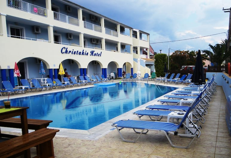 Christakis Hotel, Kérkyra