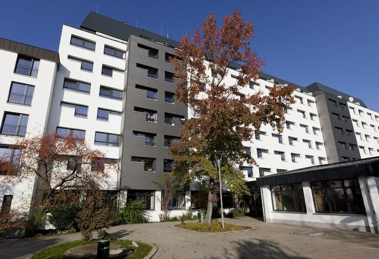 DJH City-Hostel Köln-Riehl, Köln, Hotellin julkisivu